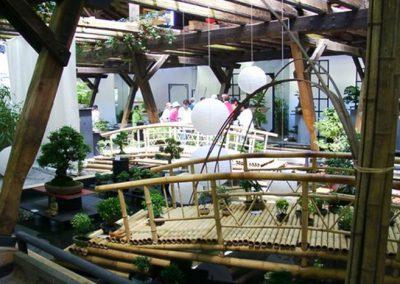 Bonsai-Ausstellung Kaiserslautern 2000